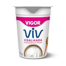COALHADA  VIGOR TRADICIONAL 170G
