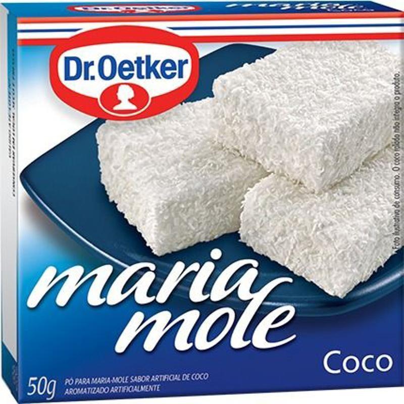 PÓ PARA MARIA MOLE DR.OETKER COCO 50G