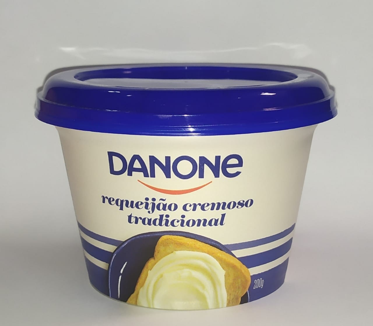 REQUEIJÃO CREMOSO DANONE TRADICIONAL 200G