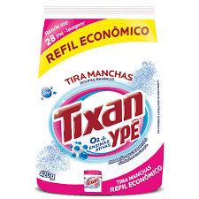 TIRA MANCHAS TIXAN YPÊ ROUPAS BRANCAS SACHE 420G